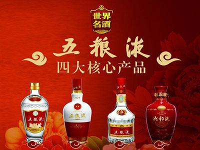中国各省市白酒品牌介绍大全:五粮液酒