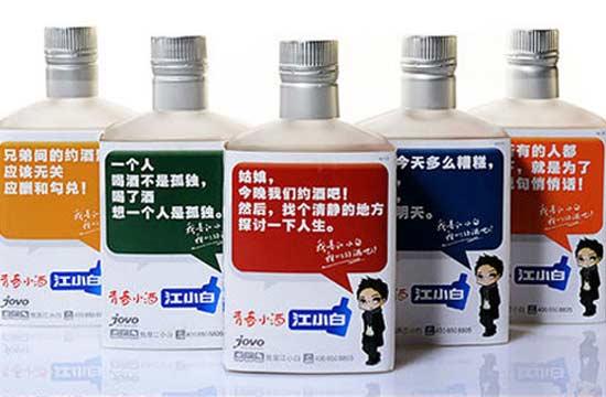 中国各省市白酒品牌介绍大全:江小白