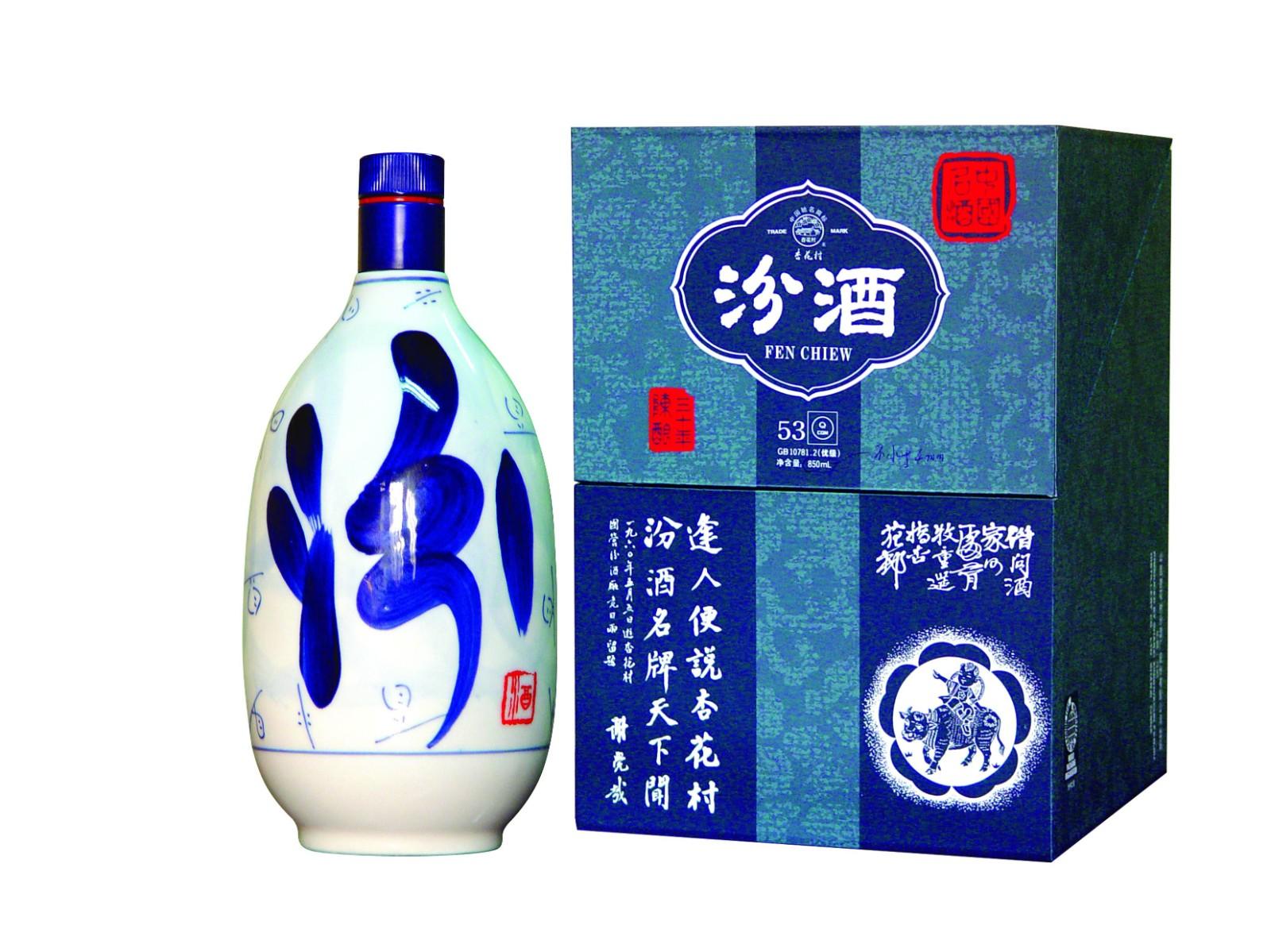 中国白酒香型及代表白酒特点